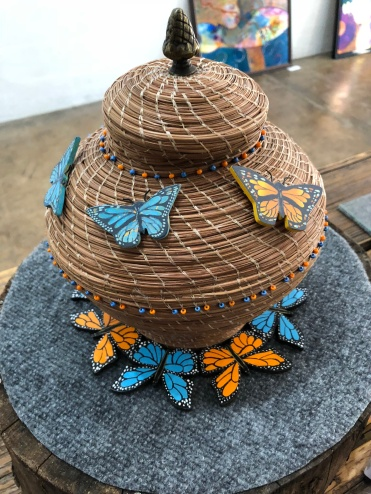 "Dorothy Meredith ""Butterflies Aren't Free"" pineneedles NFS"
