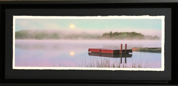 "Barbara Whitney ""Early Morning Serenity"" photo"