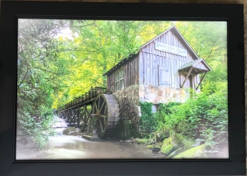 "David Jackson ""Barker Mill"" photo"