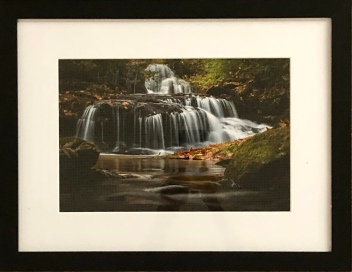 "Harry Farrell ""Lower Tabor Falls"" photo"