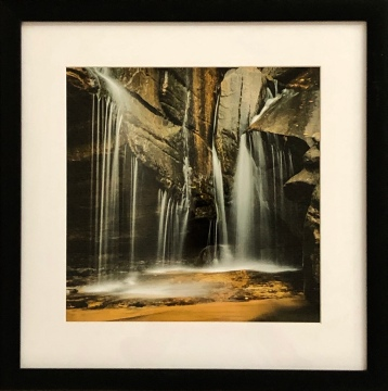 "Harry Farrell ""Water Wall"" photo"