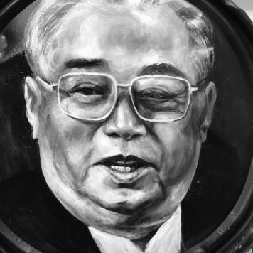 Kin Il Sung Korea