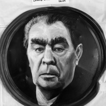 Leonid Breshnev Soviet union