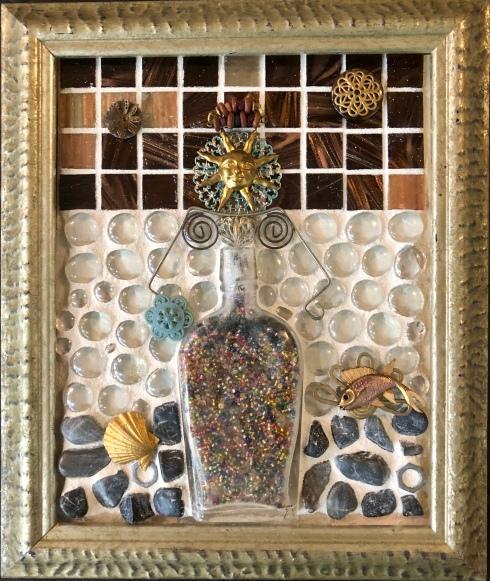 Found Object Mosaics