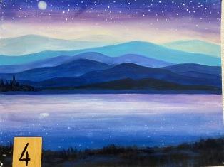Blue Ridge Mountains (2hrs)
