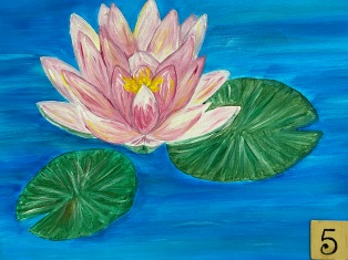 Water Lily (2hrs)