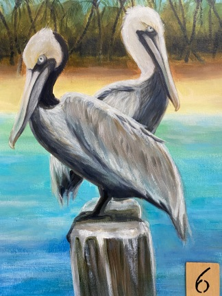 Pelicans (advanced 3hrs)