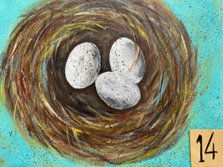 *Birds Nest (2hrs)