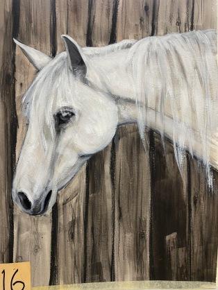White Horse (2hrs)
