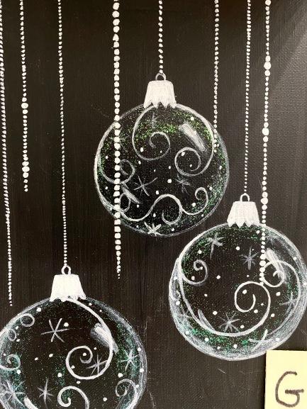 Translucent Ornaments (2hrs)