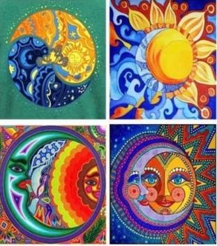 36 Sun/Moon[choose one] 2hrs