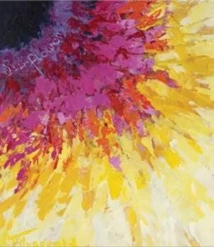 35 Sun Flower 2hrs