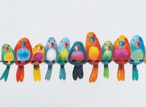 39 *Birds on a Line 2hrs